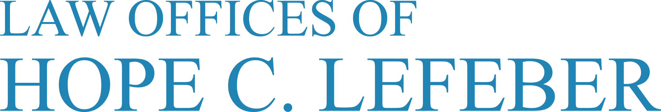 Law Offices of Hope Lefeber