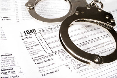 handcuffs - Law Offices of Hope C. Lefeber
